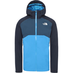 The North Face Stratos Jas Heren, clear lake blue/urban navy/blue wing